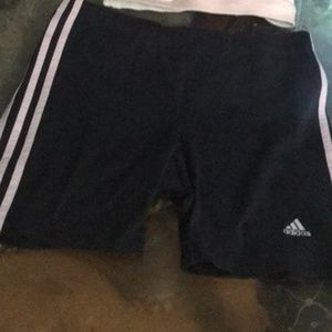Adidas workout shorts XL